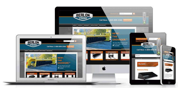 Berlon Industries<br>– Skid Steer Manufacturer