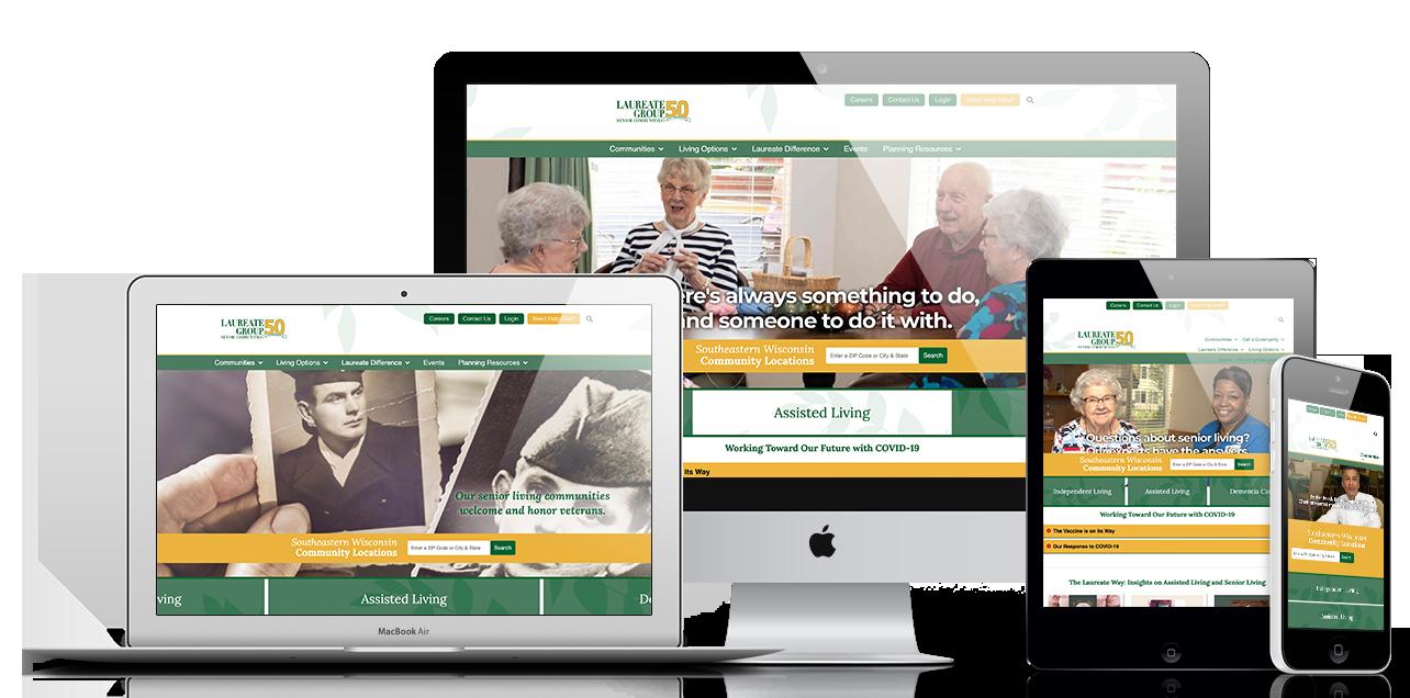 Laureate Group<br>– Senior Living Communities