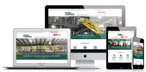 Steele Solutions<br>– Material Handling Support Structures