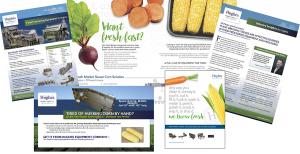 Hughes Equipment<br>– Food Processing Equipment