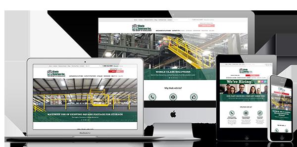 steele solutions website views